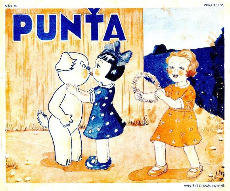 punta_4-rocnik_1938_cislo_45
