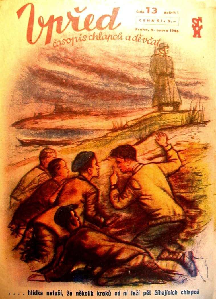 vpred_1-rocnik_1945-46_cislo_13