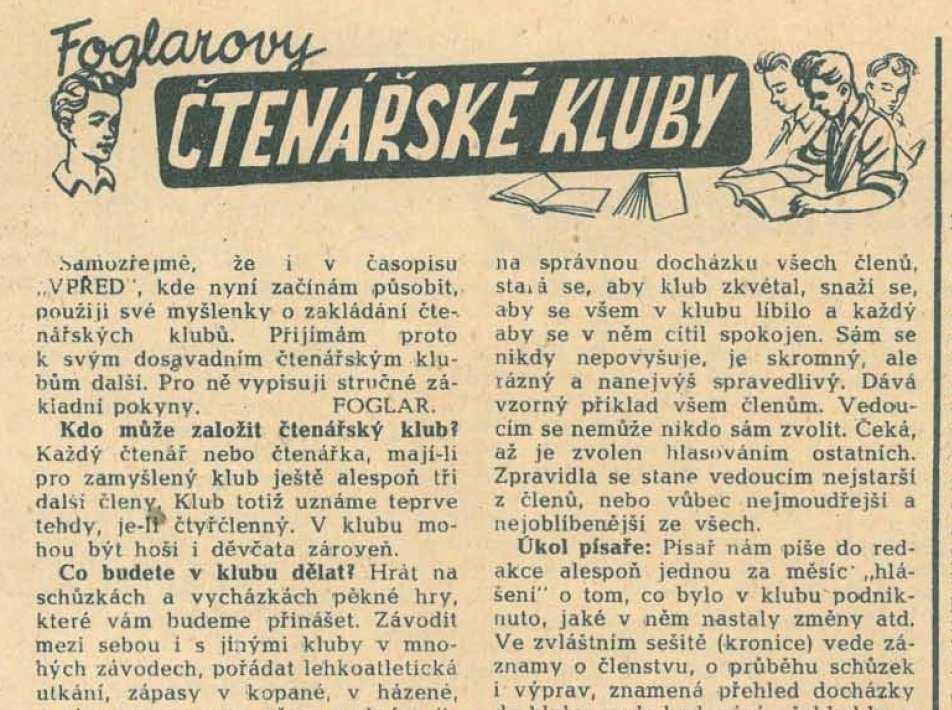 vpred_1-rocnik_1945-46_cislo_18_foglarovy_ctenarske_kluby