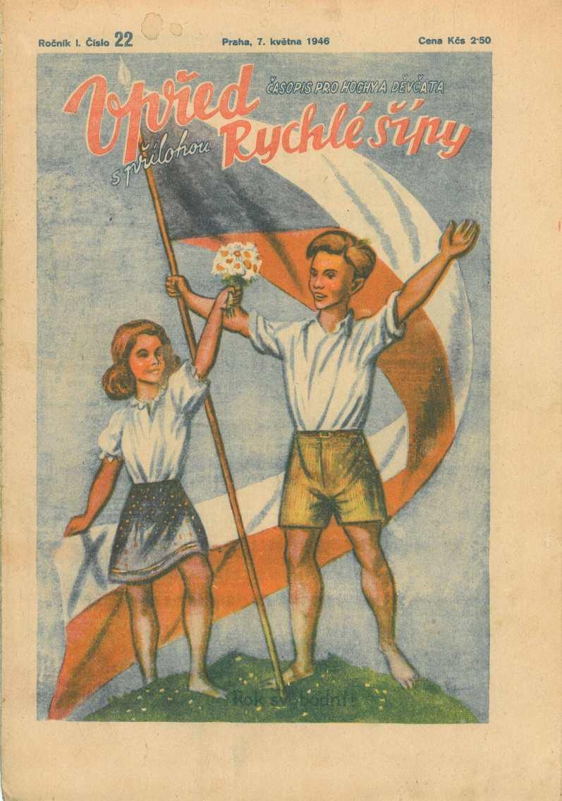 vpred_1-rocnik_1945-46_cislo_22
