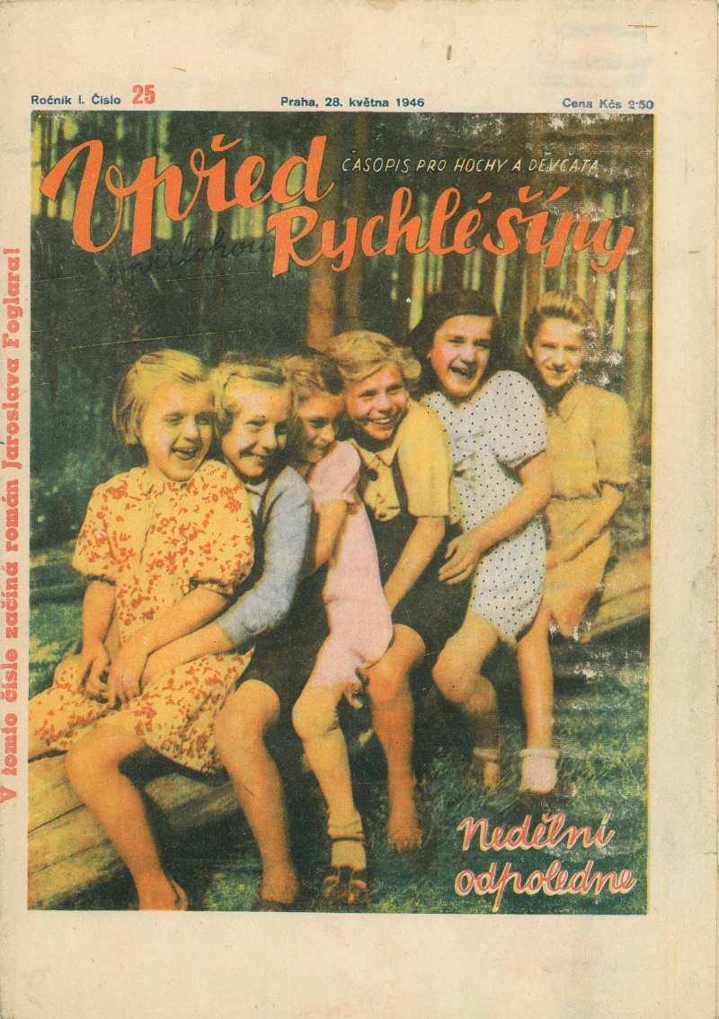 vpred_1-rocnik_1945-46_cislo_25