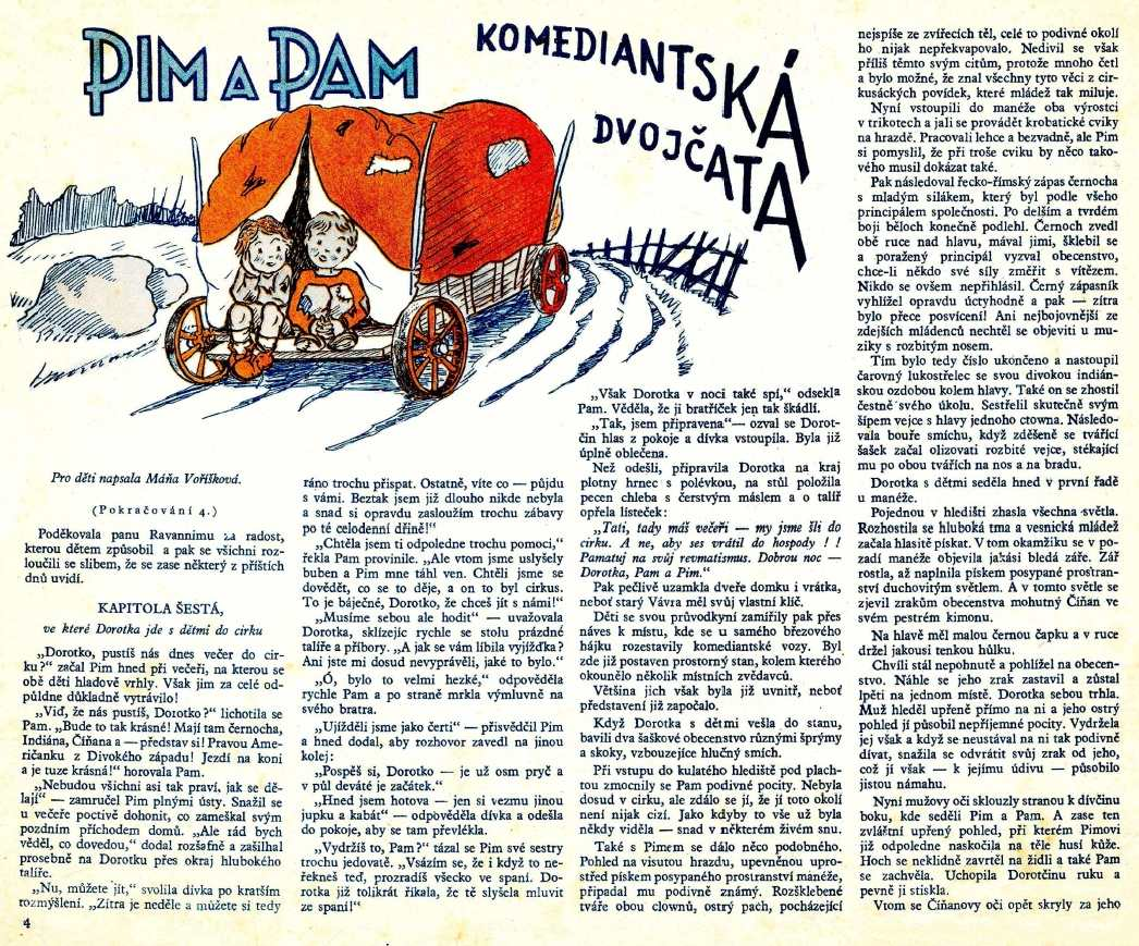 punta_5-rocnik_1939_cislo_53_pima_a_pam_komediantska_dvojcata