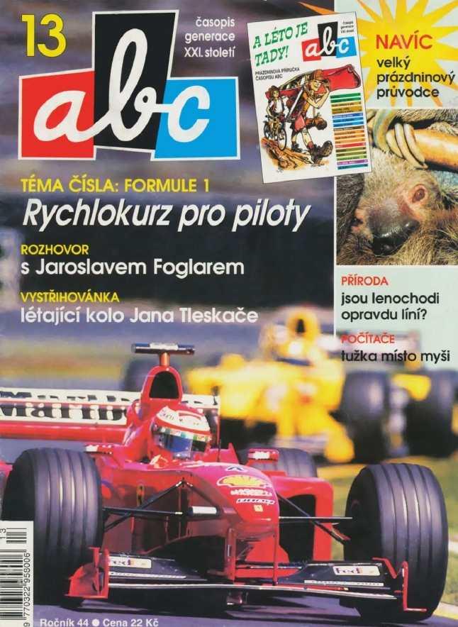 ABC_44.rocnik_(1999)_cislo_13