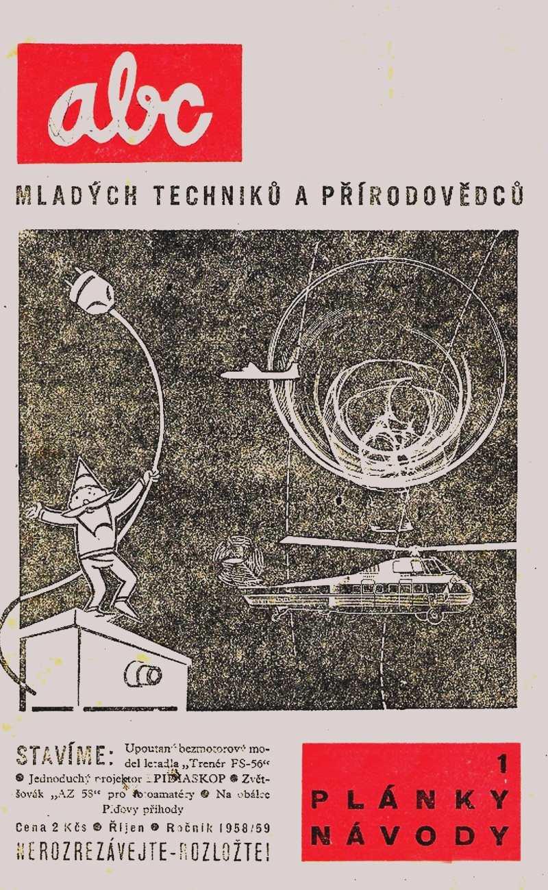 ABC_PLANKY_A_NAVODY_1.rocnik_(1958-59)_cislo_1