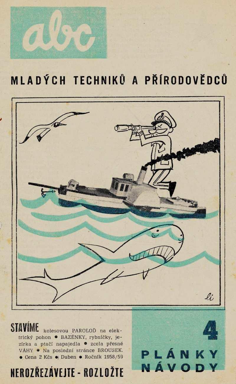 ABC_PLANKY_A_NAVODY_1.rocnik_(1958-59)_cislo_4