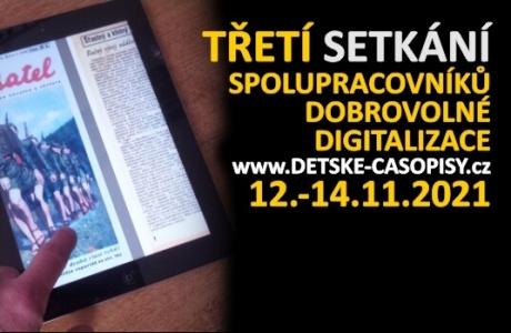 TŘETÍ SETKÁNÍ PŘISPĚVATELŮ WWW.DETSKE-CASOPISY.CZ